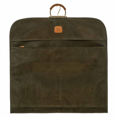 Luggage Bric's Life BLF00332 Suit Cover Olive