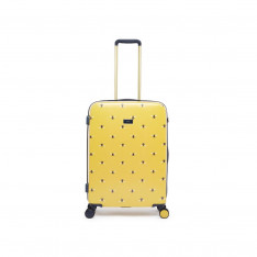Luggage Joules Womens Hardside JLH0101-101 Large Trolley Spinner Bot Bee