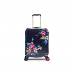 Luggage Joules Womens Hardside JLH0103-102 Cabin Trolley Spinner Cambridge Floral