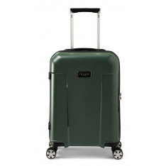 Luggage Ted Baker Flying Colours TBU0403-041 Small Trolley Spinner Forest Green