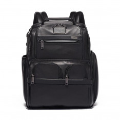 Bags Tumi Alpha 3 117323 Compact Laptop Brief Pack Black